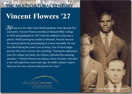 Vincent Flowers for blog