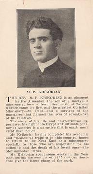 M.P. Krikorian
