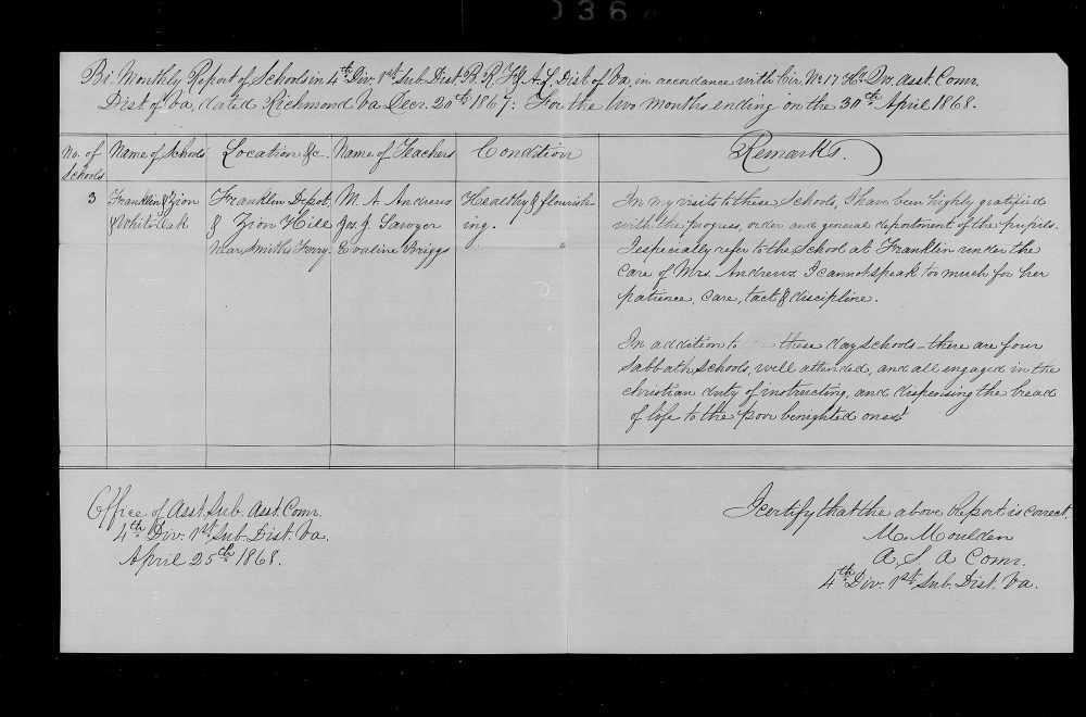 1868 April Report on School.jpg